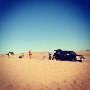 cruiser dunes