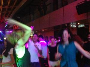 Dancing SkyBar